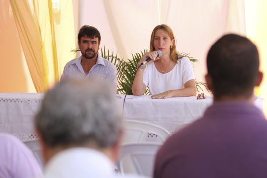 Segundo a prefeita de Quissamã, Fátima Pecheco, a cidade acumula uma dívida de R$ 95 milhões (Foto: Divulgação)