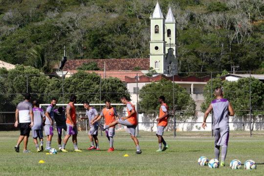 Campos se prepara para enfrentar o Bonsucesso nesta quarta-feira (Foto: Carlos Grevi)