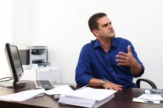 Vereador Claudio Andrade - Uber em Campos