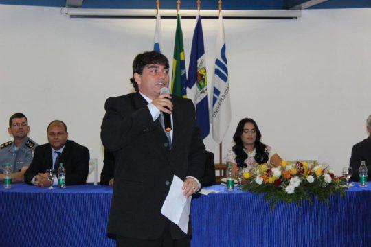 Equipe do prefeito de Itaperuna, Dr. Vinícius, criou logomarca que teria erro. (Foto: divulgação)