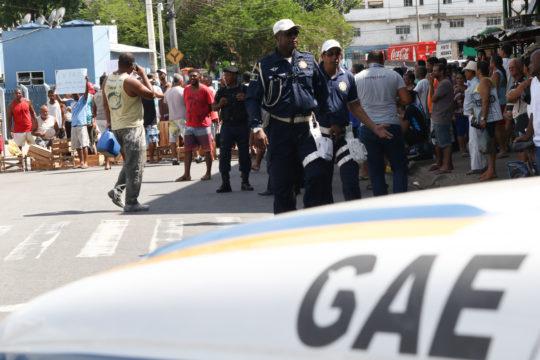 Guarda Civil Municipal em atuação/Arquivo (Foto: Carlos Grevi)
