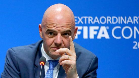A ampliação era uma promessa do presidente da Fifa, Gianni Infantino. (Foto: Divulgação)