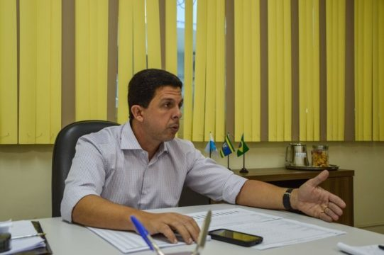 O secretário André Luiz ainda apura números de RPAs (Foto: Divulgação)