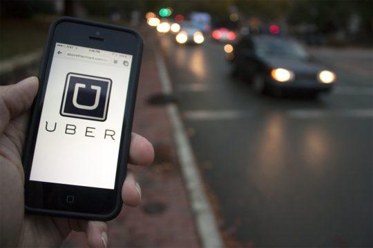 O aplicativo do Uber está funcionando em Campos desde o final de 2016 (Foto: Reprodução)