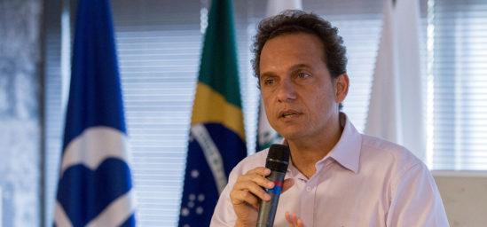 Prefeito de Macaé destaca que o município fez importantes conquistas nos últimos anos (Foto: Rui Porto Filho / Prefeitura de Macaé)