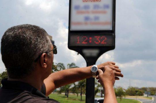 Governo resolveu adotar o horário de verão este ano (Foto: Arquivo/Agência Brasil)
