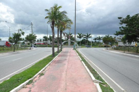 Avenida Arthur Bernardes (Foto: divulgação Secom)