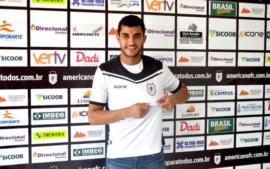 Adilson será goleiro do time (Foto: divulgação)