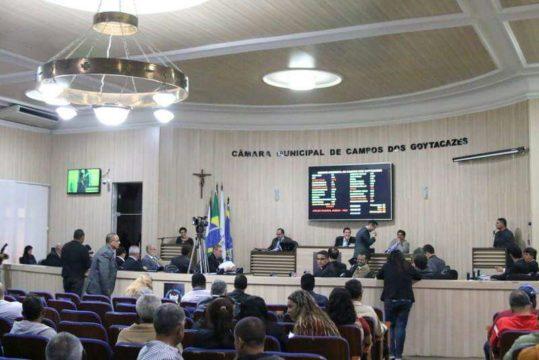 Procuradoria da Câmara deu parecer favorável à abertura de duas CPIs para investigar do governo Rosinha Garotinho (Foto: JTV)