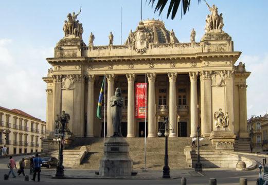 Assembleia Legislativa do Estado do Rio (Foto: Divulgação)