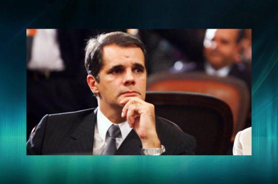 Ex-chefe da Polícia Civil no Rio, Álvaro Lins (Foto: Reprodução)