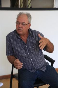 João Gomes Siqueira (Foto: Silvana Rust)