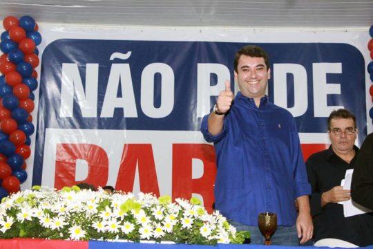 Thiago Godoy foi convocado pela segunda vez no dia 31 de maio (Foto: reprodução/Facebook)