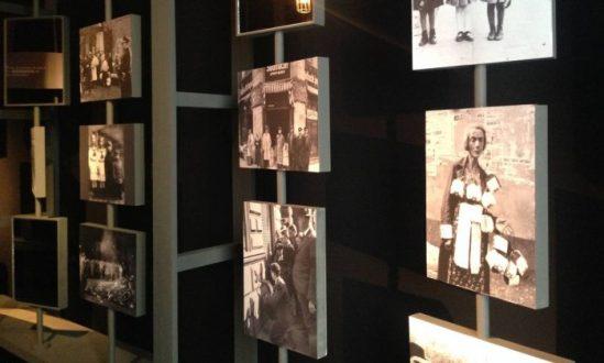 Resultado de imagem para Holocausto – Trevas e Luz - museu do amanha