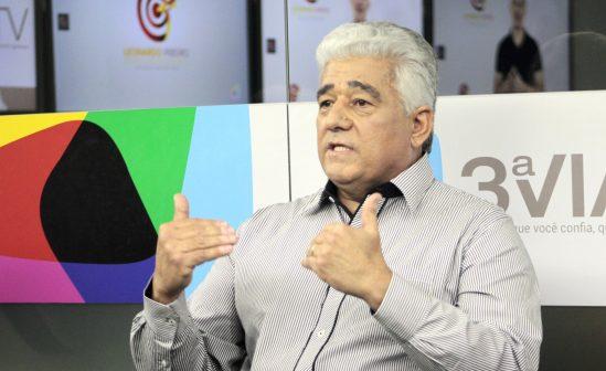 Nildo Cardoso aponta abandono do poder público como razão para o enfraquecimento do agronegócio na cidade (Foto: Silvana Rust)