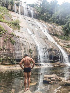 As cachoeiras do Imbé guardam muita beleza (Foto: reprodução)