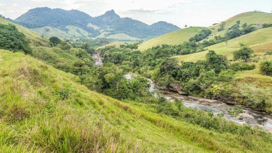 Imbé faz parte do parque Estadual do Desengano (Foto: reprodução)