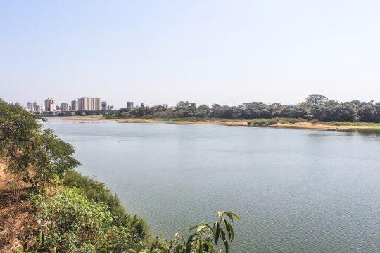 Ambientalistas afirmam que rio não tem mais condições de suportar novas barragens (Foto: Silvana Rust)