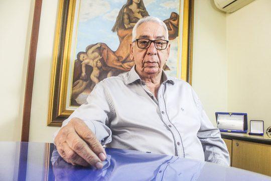 José Luiz Lobo Escocard, presidente da Acic. (Foto: Silvana Rust)