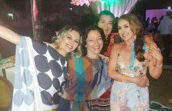 Soraya Dutra, Olga Acosta, Ana Paula Faria e Alessandra Vasconcelos.