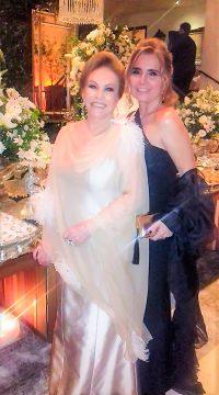 Alcinea Lima e Silvana Prazeres Nakked em festa!