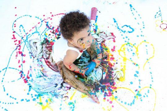 Dia das Crianças é dia de alegria (Foto: reprodução)