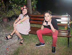 Heitor e Laysa Siqueira. (foto: Alex Siqueira)