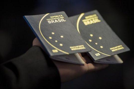 Lei autoriza cartórios a emitir passaporte (Foto: Arquivo/Agência Brasil)