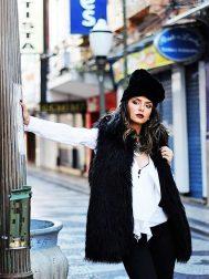 Bárbara Coimbra uma modelo e tanto! Fotografada e produzida por Binho Dutra.