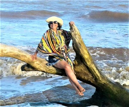 Nana Rangel plena de verão!
