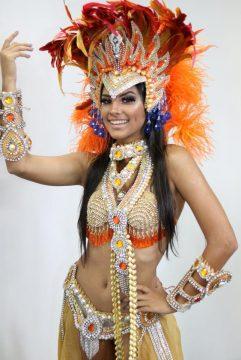 Isabella Oliveira - Imperatriz leopoldinense -por Nelcimar Pires.