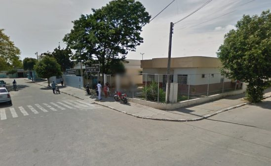 Escola Professora EunA�cia Ferreira da Silva (Foto: ReproduA�A?o)