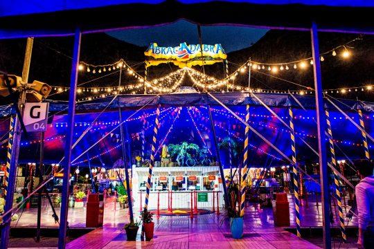 A magia do Reder Circus chega a Campos - Terceira Via Terceira Via
