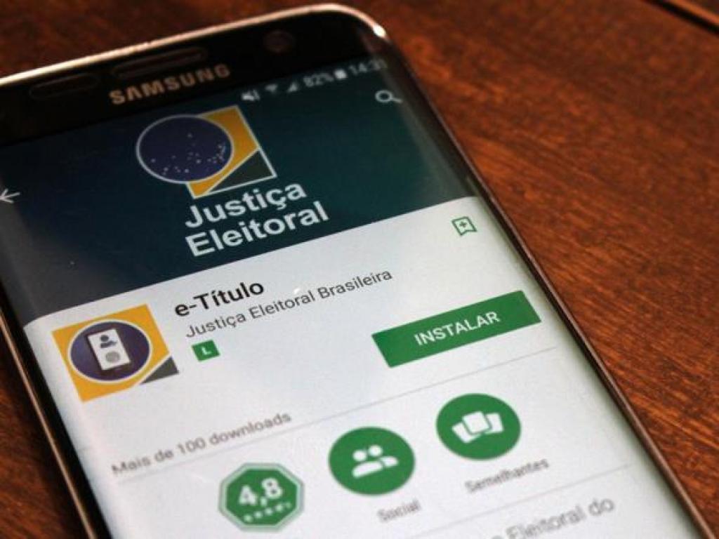 TSE estuda validação de impressões digitais de eleitores pelo aplicativo e- Título - Terceira Via Terceira Via