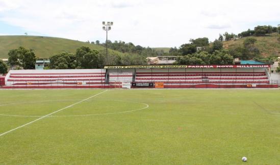 """Ferreirão é """"Plano A"""" do Americano para Estadual; estádio próprio ..."""