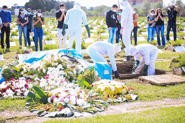 Gil Viana morre de Covid19