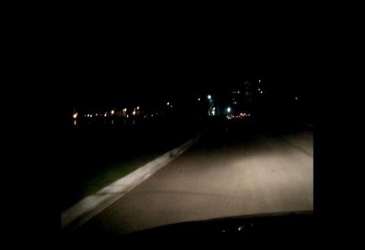 Vídeo: Avenida Arthur Bernardes no escuro outra vez